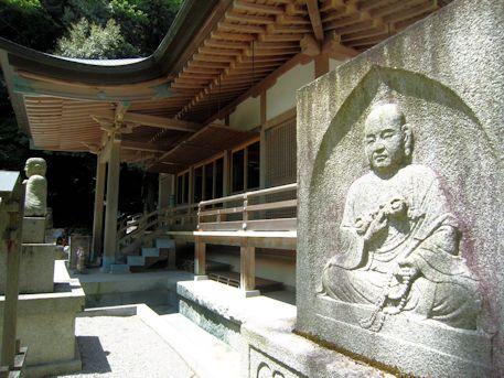 長谷寺の弘法大師御影堂