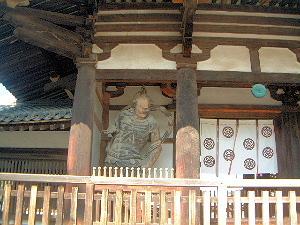 Niou Statue