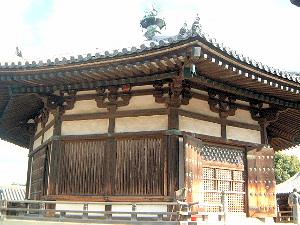 Horyuji-Yumedono