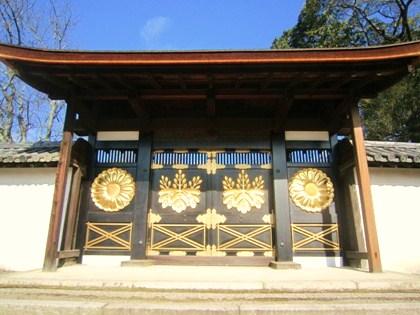 醍醐寺唐門