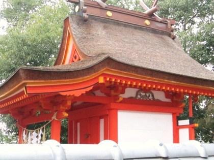 人麿神社本殿