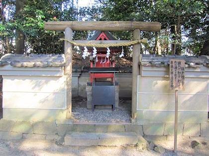 広瀬神社の祓戸社