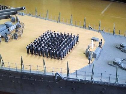 戦艦大和の乗組員