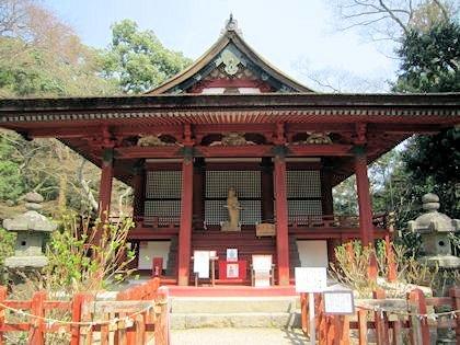 談山神社摂社・東殿 恋神社
