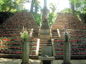 九品寺の千体石仏