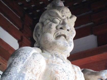 金峯山寺仁王像