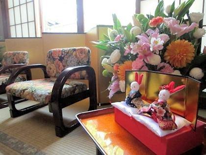 三輪神社の結婚披露宴会場