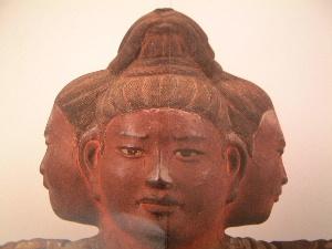 国宝阿修羅立像