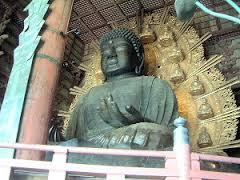 東大寺の毘盧遮那仏