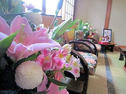 大神神社結婚式の食事会