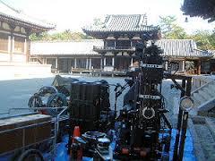 JR東海の撮影機材