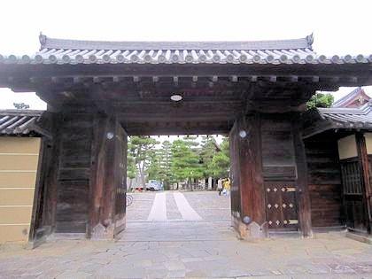 大徳寺総門