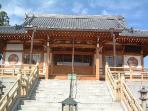達磨寺本堂