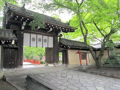 今宮神社東門