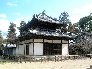 法輪寺金堂