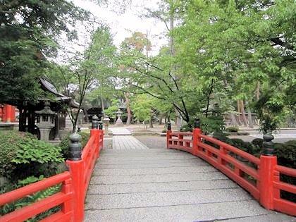 今宮神社の太鼓橋