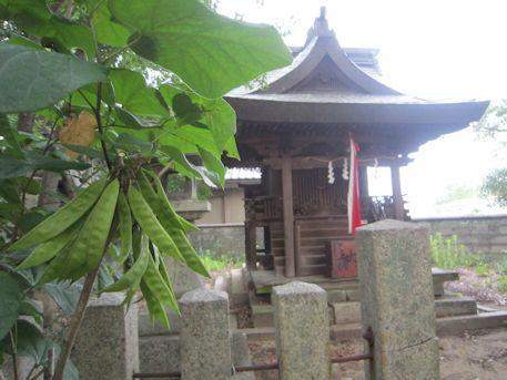 在原神社本殿
