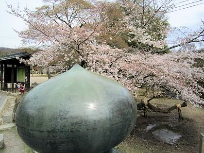 東大寺周辺の擬宝珠