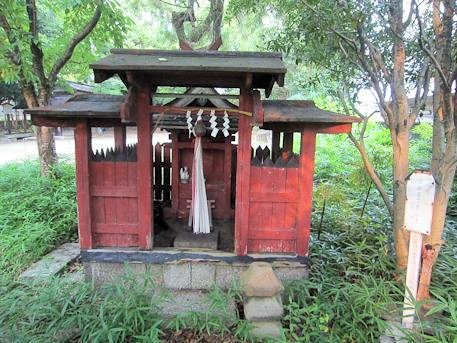 在原神社の姫丸社