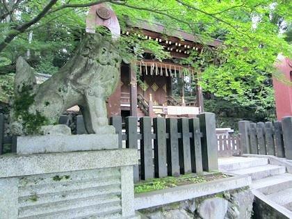 今宮神社の織姫社