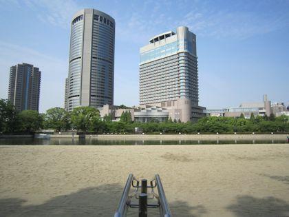 都市型ビーチリゾート