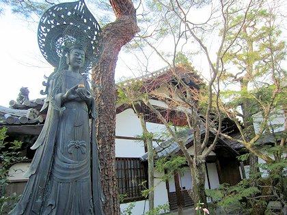 仁和寺の観音像