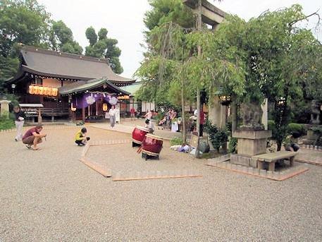 恵比須神社夜市祭