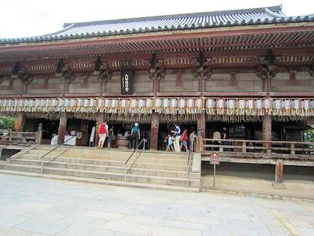 四天王寺の六時堂