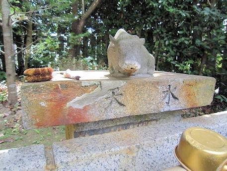 綺原神社の手水舎