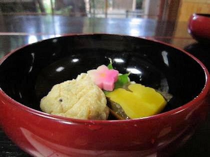 泉仙の鉄鉢料理