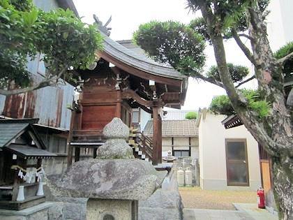 御所恵比須神社本殿