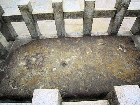 熊野権現礼拝石