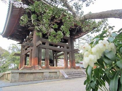 東大寺の釣鐘
