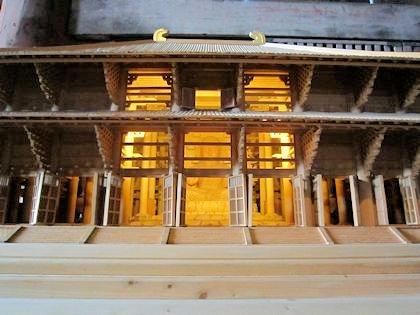 鎌倉時代の東大寺大仏殿
