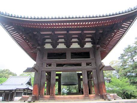東大寺の鐘