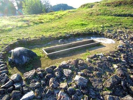 ホケノ山古墳の埋葬施設