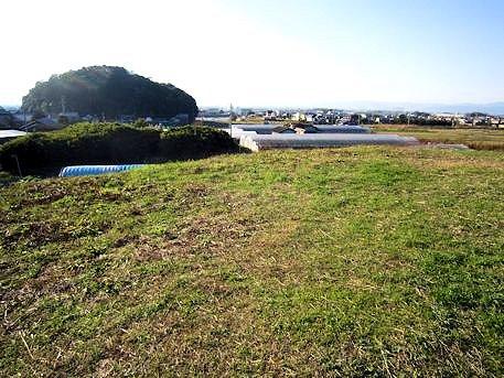 ホケノ山古墳と箸墓古墳