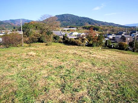ホケノ山古墳と三輪山