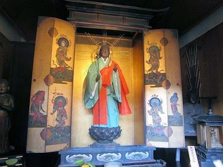 伝香寺のはだか地蔵