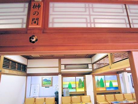親族控室(榊の間)