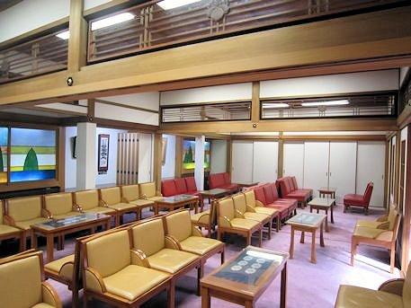 大神神社の親族控室
