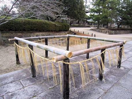 法隆寺の伏蔵