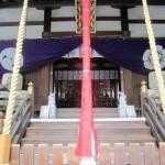 岡崎神社本殿