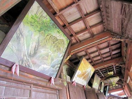 弘仁寺の奉納絵馬