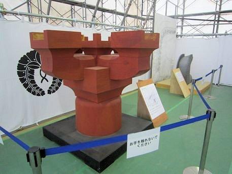 興福寺中金堂の組物