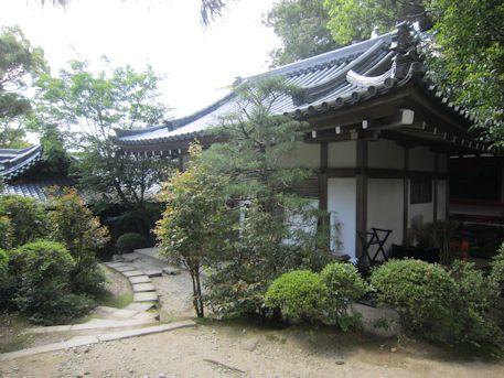 石上神宮の神饌所