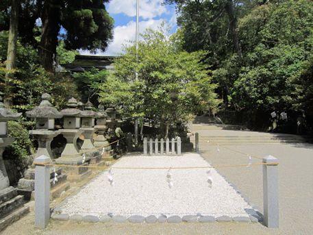 石上神宮の祓所