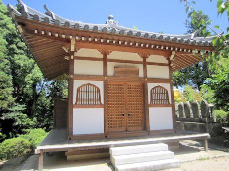久米寺の阿弥陀堂