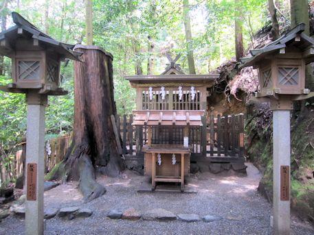 大神神社の神宝神社