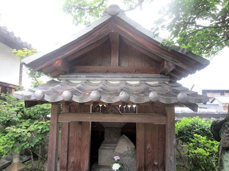 浄福寺の庚申
